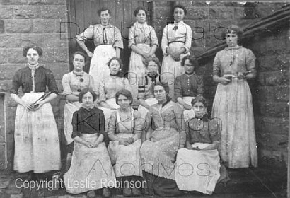 Women Mill Workers